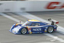 La Pontiac Riley n°31 Margraf Racing : George Nolte, Mike Borkowski