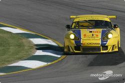 #60 PK Sport Porsche 911 GT3 RS: Ian Donaldson, Piers Masarati, Liz Halliday