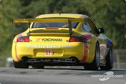 La Porsche 911 GT3 RS n°60 PK Sport : Ian Donaldson, Piers Masarati, Liz Halliday