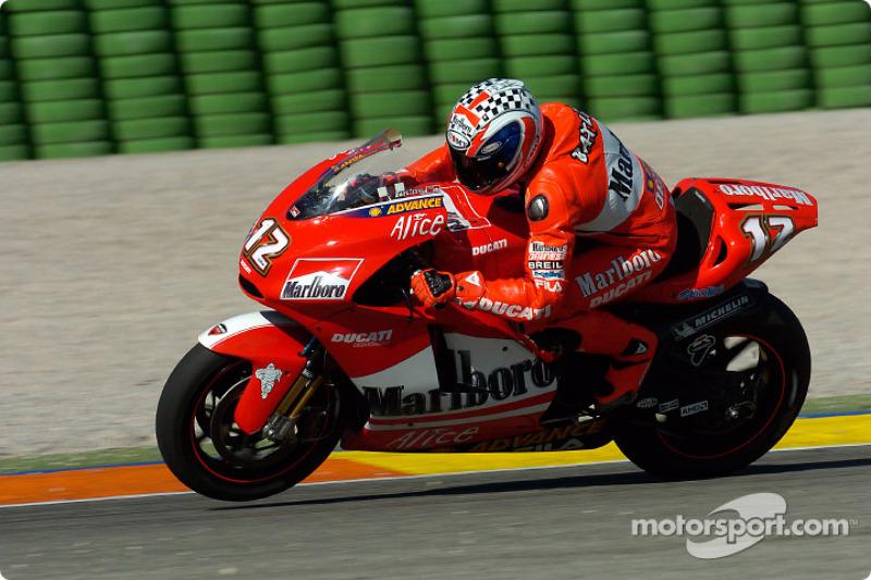 2004 (Desmosedici GP4)