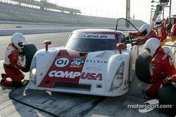Pitstop for #01 CGR Grand Am Lexus Riley: Scott Pruett, Max Papis