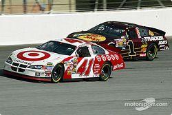 Casey Mears et Martin Truex Jr.