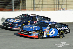 Mark Martin y Rusty Wallace