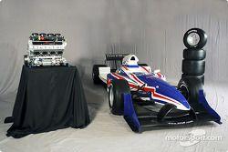 A1 GP Photoshoot, Lola Factory, Huntingdon, England
