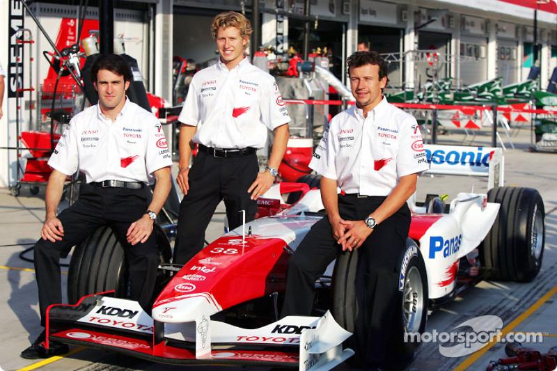 Toyota: 2002 - 2009