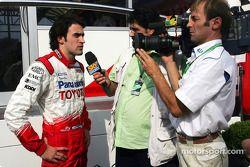 Interview for RiCardo Zonta