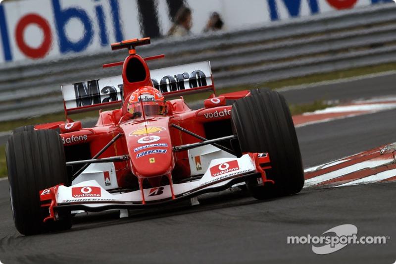 2004: Ferrari F2004
