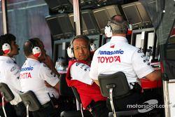 Toyota's Tsutomu Tomita