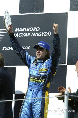 Podyum: Fernando Alonso