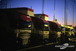 BAR-Honda transporters