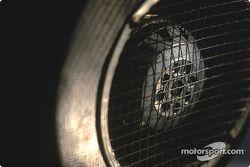 Detalle del BAR-Honda 006