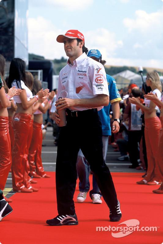 Drivers presentation: Ricardo Zonta