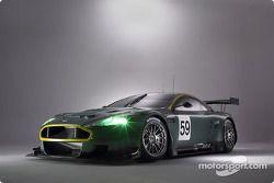 The new Aston Martin Racing DBR9