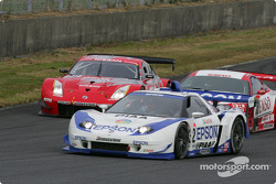 Honda NSX: Tsugio Matsuda, Andre Lotterer