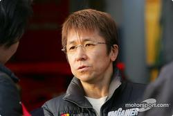 Hideshi Matsuda