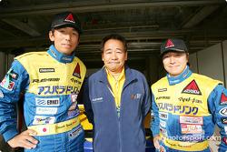 Shinichi Yamaji, Hiroyuki Iiri