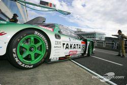 Honda NSX : Ryo Michigami, Sebastien Philippe