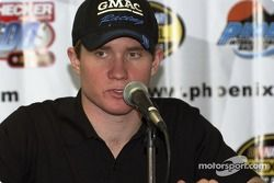Post-qualifying press conference: Brian Vickers