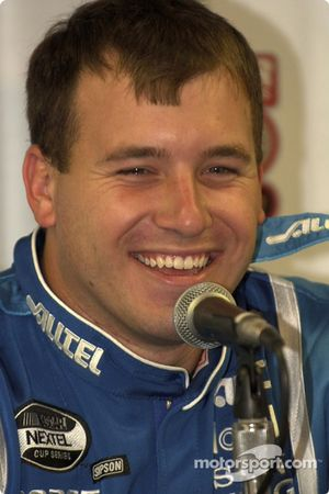 Post-qualifying press conference: Ryan Newman