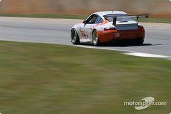 La Porsche 911 GT3 RS n°78 J-3 Racing : Manuel Matos, Randy Wars, Rick Skelton