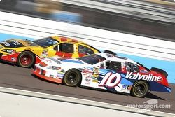 Brendan Gaughan and Brian Vickers
