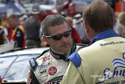 Bobby Labonte and Ken Schrader