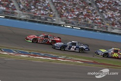Jeremy Mayfield y Rusty Wallace