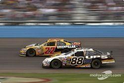 Scott Wimmer and Dale Jarrett