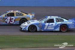 Jeff Green and Ryan Newman