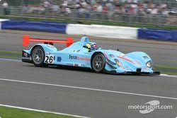 La n°26 Paul Belmondo Racing : Paul Belmondo, Claude-Yves Gosselin, Marco Saviozzi