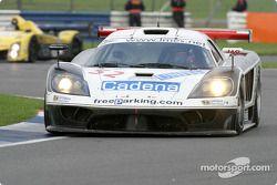 La Saleen S7R n°52 Graham Nash Motorsport : Phil Benett, Paul Whight, David Leslie