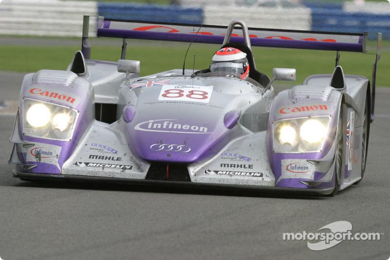 Saison 2004 - LMP1
