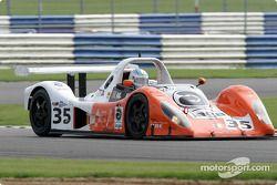 n°35 G Force Racing Pilbeam-Nissan : Sylvie Delcour, Philippe Haesebrouck, Frank Hahn