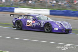 La TVR Tuscan 400R n°89 Chamberlain Synergy Motorsport : Chris Stockton, Bob Beridge, Michael Caine