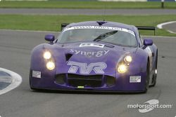 La TVR Tuscan 400R n°89 Chamberlain Synergy Motorsport : Chris Stockton, Bob Beridge, Michael Caine