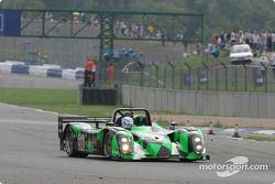 La Nasamax DM MG X Power n°14 Nasamax : Werner Lupberger, Robbie Stirling, Romain Dumas