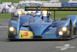 La DBA Zytek n°3 Creation Autosportif : Nicolas Minassian, Jamie Campbell-Walter