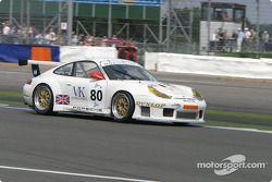 La Porsche 911 GT3 RS n°80 Sebah Automotive : Piers Masarati, Xavier Pompidou