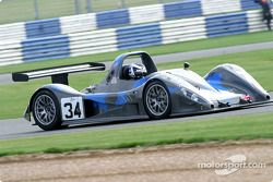 La Pilbeam MP91 Judd n°34 K2 Race Engineering : Ben Devlin, Peter Owen, Simon Pullan