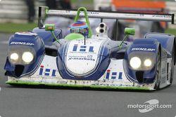 La Dallara Judd n°6 Rollcentre Racing : Martin Short, Joao Barbosa, Patrick Pearce