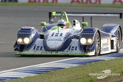 La Dallara Judd n°6 Rollcentre Racing : Martin Short, Joao Barbosa, Patrick Pearce