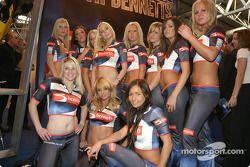 Les Bennetts Girls
