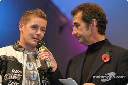 Chris Walker et Steve Parrish