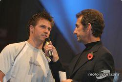 James Ellison et Steve Parrish