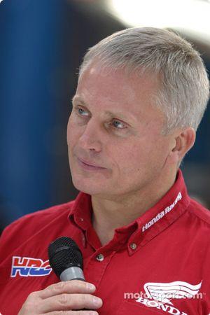 Neil Tuxworth