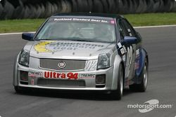 #02 Powell Motorsport Cadillac CTS-V: Mike Weinberg, Don Knowles