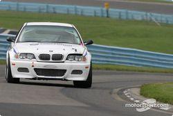 La BMW M3 n°7 Power Racing Team : Mike Keravich III, Owen Trinkler, Andrew Linder