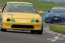 L'Acura Integra R n°94 Radial Motorsports : Paul Moorcones, Mitch Piper