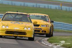 L'Acura Integra R n°61 Colletti Motorsports : Bill Niemeyer, Steve Colletti