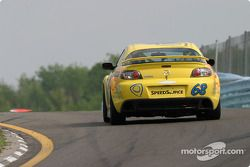 La Mazda RX-8 n°68 SpeedSource : Scott Schlesinger, David Tuaty, David Haskell
